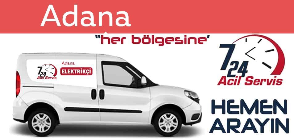 Adana elektrikçi 7/24 acil elektrikçi hizmetleri sunmaktadır. Adana'da nöbetçi elektrikçi ve en yakın elektrikçi arıyorsanız arayın ustamız gelsin.