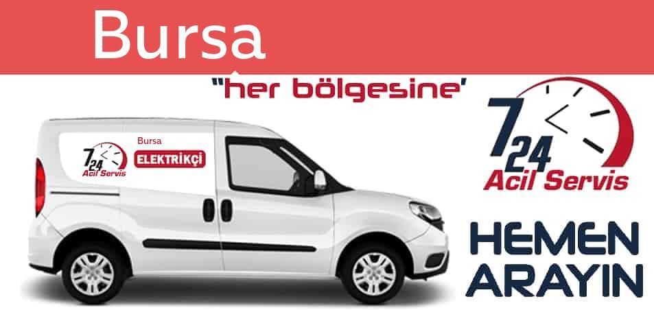 Bursa elektrikçi 7/24 acil elektrikçi hizmetleri sunmaktadır. Bursa'da nöbetçi elektrikçi ve en yakın elektrikçi arıyorsanız arayın ustamız gelsin.