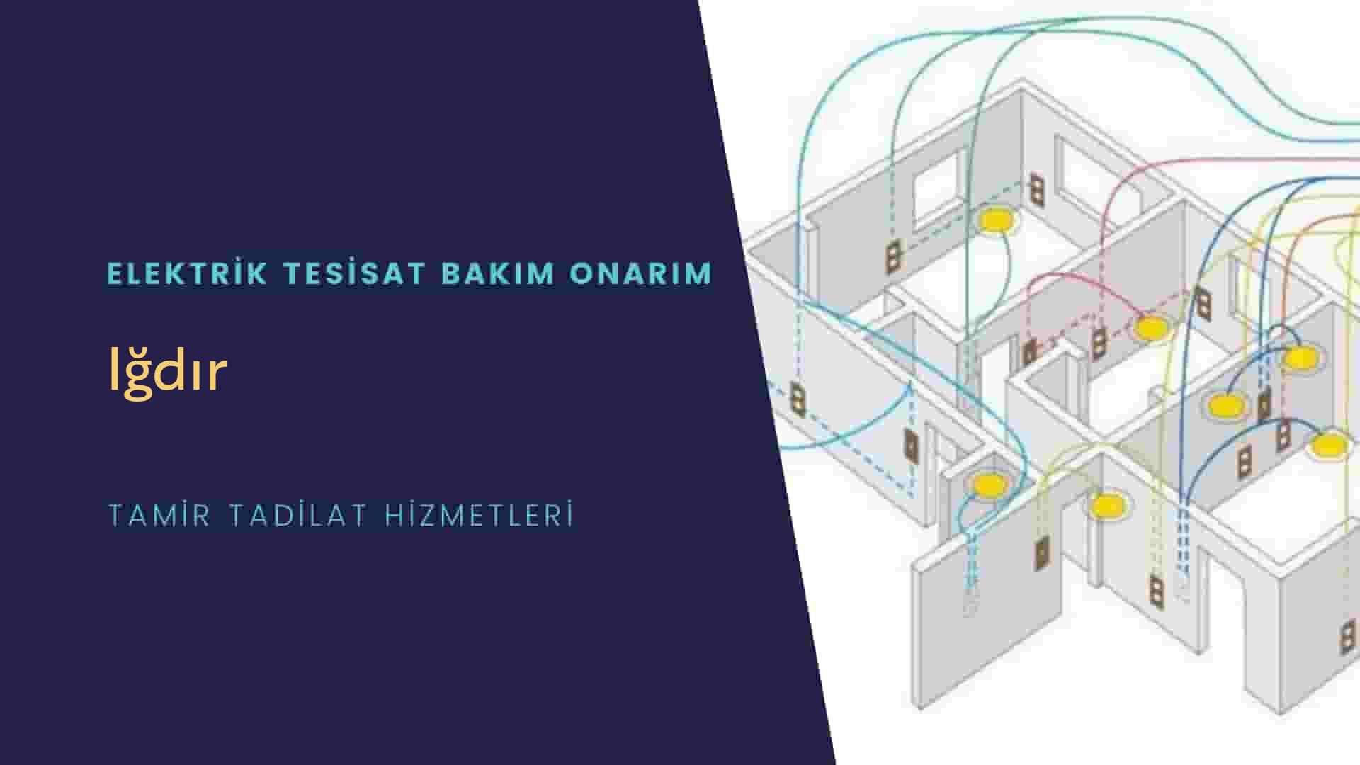 Iğdır'da elektrik tesisatıustalarımı arıyorsunuz doğru adrestenizi Iğdır elektrik tesisatı ustalarımız 7/24 sizlere hizmet vermekten mutluluk duyar.
