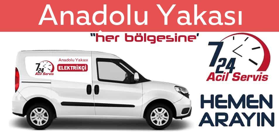 Anadolu Yakası elektrikçi 7/24 acil elektrikçi hizmetleri sunmaktadır. Anadolu Yakasıde nöbetçi elektrikçi ve en yakın elektrikçi arıyorsanız arayın ustamız gelsin.
