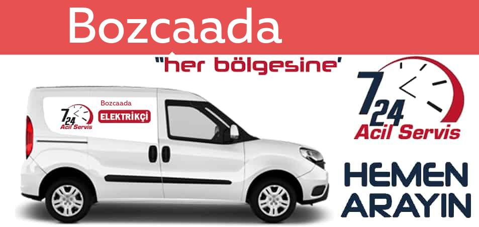 Bozcaada elektrikçi 7/24 acil elektrikçi hizmetleri sunmaktadır. Bozcaadade nöbetçi elektrikçi ve en yakın elektrikçi arıyorsanız arayın ustamız gelsin.