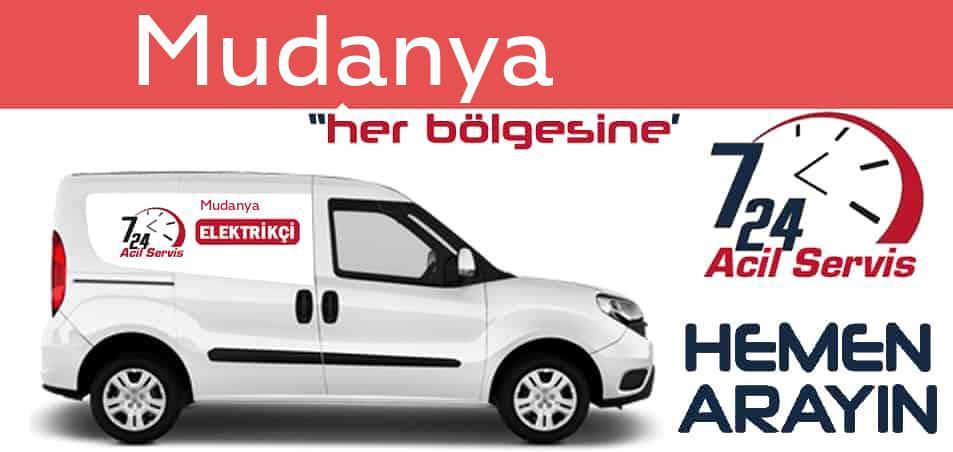 Mudanya elektrikçi 7/24 acil elektrikçi hizmetleri sunmaktadır. Mudanyade nöbetçi elektrikçi ve en yakın elektrikçi arıyorsanız arayın ustamız gelsin.