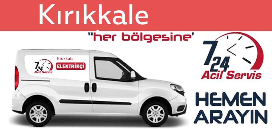 Kırıkkale elektrikçi 7/24 acil elektrikçi hizmetleri sunmaktadır. Kırıkkale'de nöbetçi elektrikçi ve en yakın elektrikçi arıyorsanız arayın ustamız gelsin.