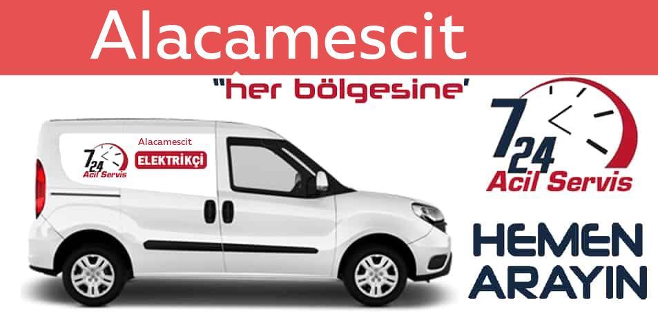 Alacamescit  elektrikçi 7/24 acil elektrikçi hizmetleri sunmaktadır. Alacamescit de nöbetçi elektrikçi ve en yakın elektrikçi arıyorsanız arayın ustamız gelsin.