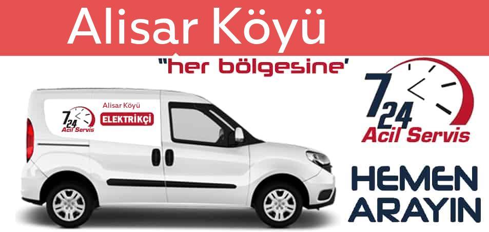 Alişar Köyü elektrikçi 7/24 acil elektrikçi hizmetleri sunmaktadır. Alişar Köyüde nöbetçi elektrikçi ve en yakın elektrikçi arıyorsanız arayın ustamız gelsin.