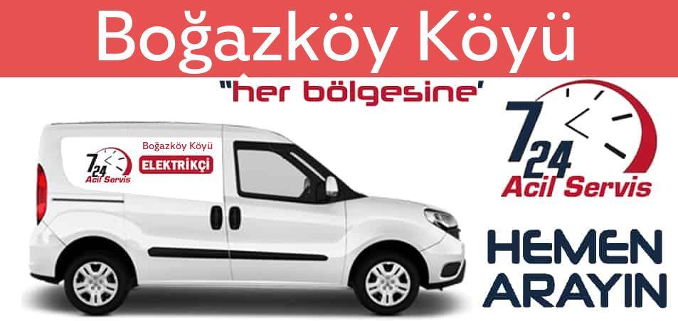 Boğazköy Köyü elektrikçi 7/24 acil elektrikçi hizmetleri sunmaktadır. Boğazköy Köyüde nöbetçi elektrikçi ve en yakın elektrikçi arıyorsanız arayın ustamız gelsin.