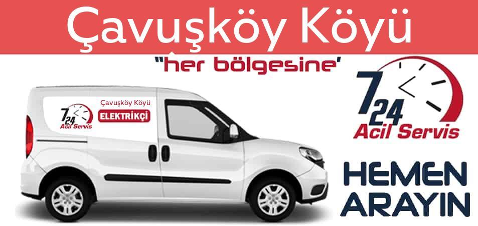 Çavuşköy Köyü elektrikçi 7/24 acil elektrikçi hizmetleri sunmaktadır. Çavuşköy Köyüde nöbetçi elektrikçi ve en yakın elektrikçi arıyorsanız arayın ustamız gelsin.