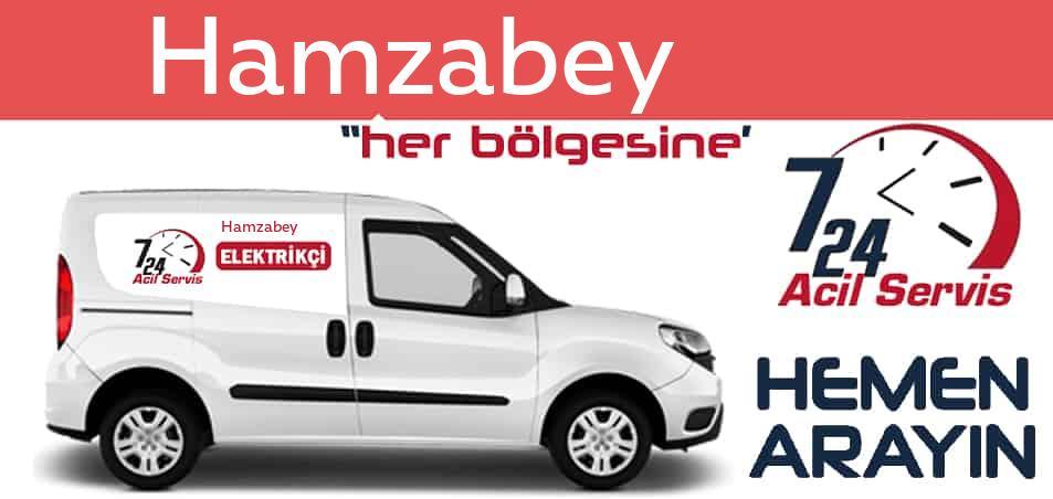 Hamzabey  elektrikçi 7/24 acil elektrikçi hizmetleri sunmaktadır. Hamzabey de nöbetçi elektrikçi ve en yakın elektrikçi arıyorsanız arayın ustamız gelsin.