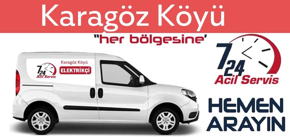 Karagöz Köyü elektrikçi 7/24 acil elektrikçi hizmetleri sunmaktadır. Karagöz Köyüde nöbetçi elektrikçi ve en yakın elektrikçi arıyorsanız arayın ustamız gelsin.