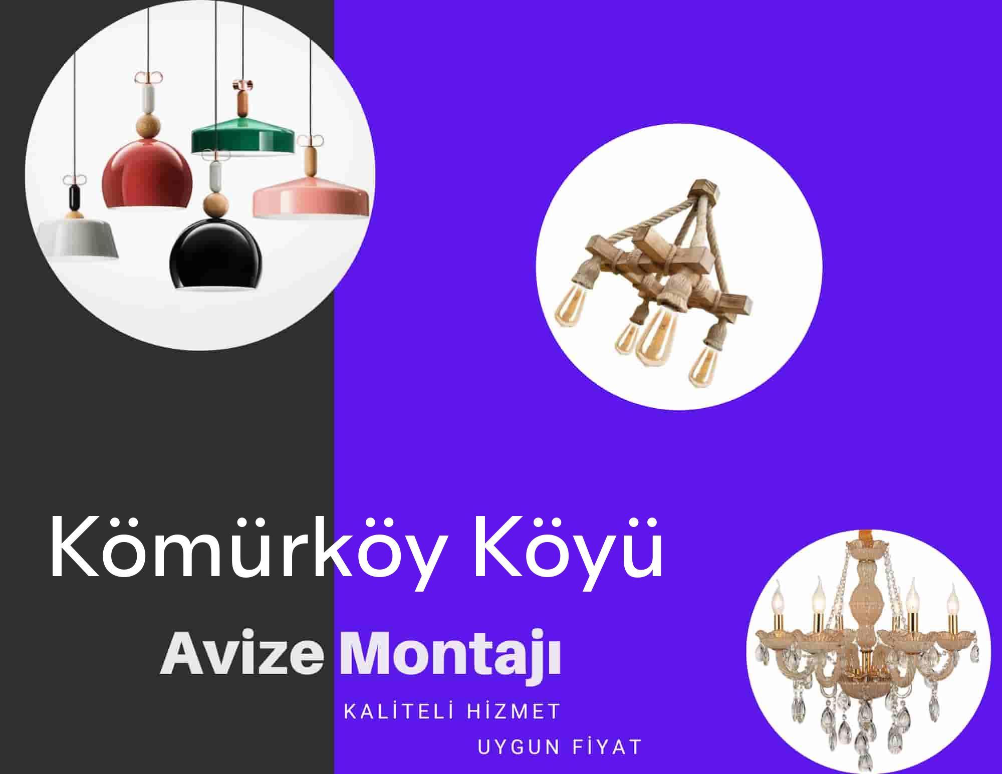 Kömürköy Köyüde avize montajı yapan yerler arıyorsanız elektrikcicagir anında size profesyonel avize montajı ustasını yönlendirir.
