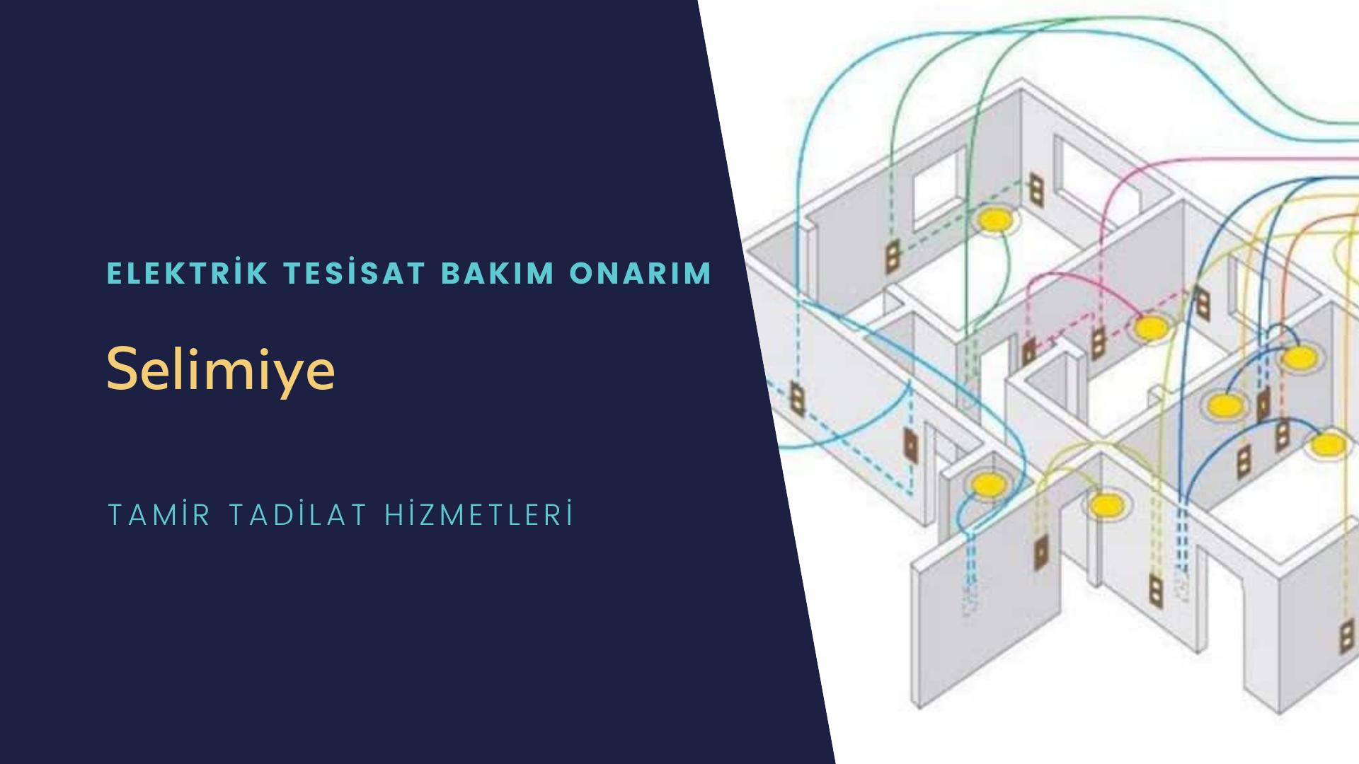 Selimiye   elektrik tesisatıustalarımı arıyorsunuz doğru adrestenizi Selimiye  elektrik tesisatı ustalarımız 7/24 sizlere hizmet vermekten mutluluk duyar.
