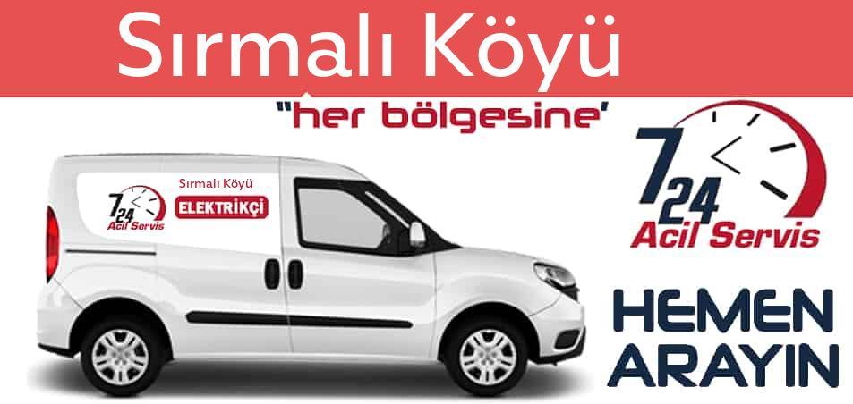 Sırmalı Köyü elektrikçi 7/24 acil elektrikçi hizmetleri sunmaktadır. Sırmalı Köyüde nöbetçi elektrikçi ve en yakın elektrikçi arıyorsanız arayın ustamız gelsin.