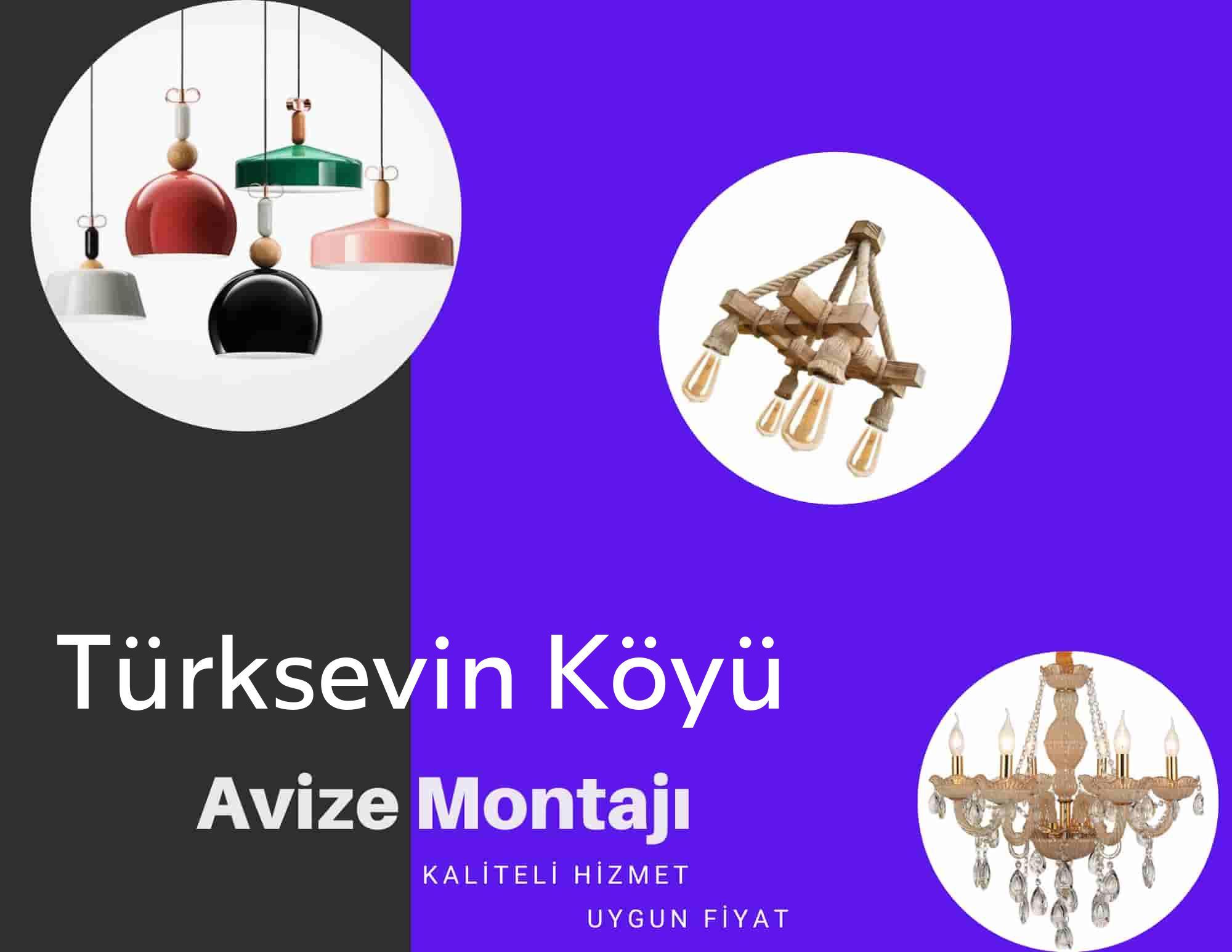 Türksevin Köyüde avize montajı yapan yerler arıyorsanız elektrikcicagir anında size profesyonel avize montajı ustasını yönlendirir.