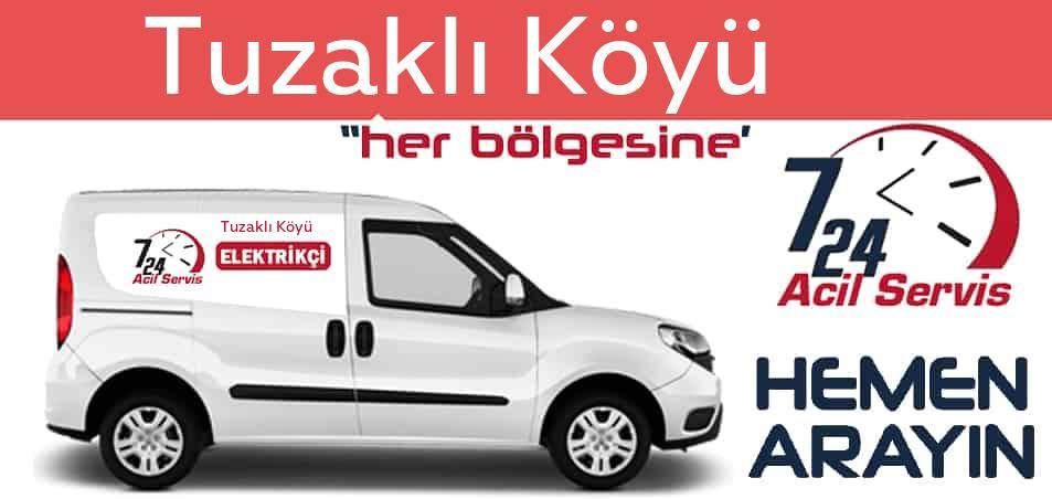 Tuzaklı Köyü elektrikçi 7/24 acil elektrikçi hizmetleri sunmaktadır. Tuzaklı Köyüde nöbetçi elektrikçi ve en yakın elektrikçi arıyorsanız arayın ustamız gelsin.