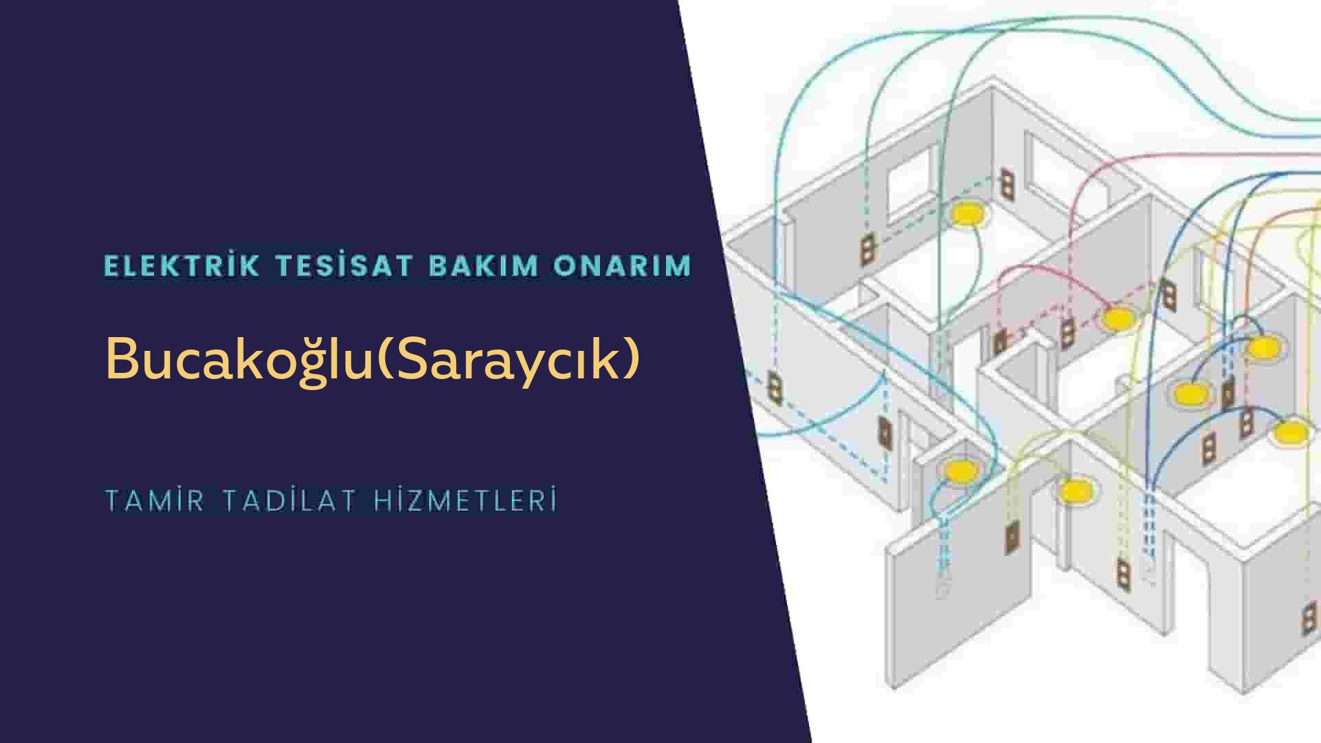 Bucakoğlu(Saraycık)  elektrik tesisatıustalarımı arıyorsunuz doğru adrestenizi Bucakoğlu(Saraycık) elektrik tesisatı ustalarımız 7/24 sizlere hizmet vermekten mutluluk duyar.