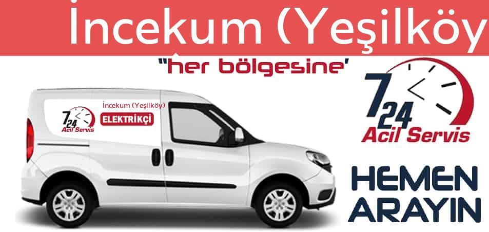 İncekum (Yeşilköy) elektrikçi 7/24 acil elektrikçi hizmetleri sunmaktadır. İncekum (Yeşilköy)de nöbetçi elektrikçi ve en yakın elektrikçi arıyorsanız arayın ustamız gelsin.