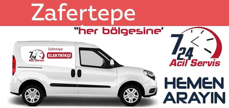 Zafertepe elektrikçi 7/24 acil elektrikçi hizmetleri sunmaktadır. Zafertepede nöbetçi elektrikçi ve en yakın elektrikçi arıyorsanız arayın ustamız gelsin.