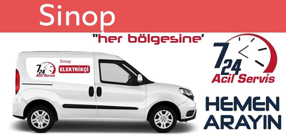 Sinop elektrikçi 7/24 acil elektrikçi hizmetleri sunmaktadır. Sinop'ta nöbetçi elektrikçi ve en yakın elektrikçi arıyorsanız arayın ustamız gelsin.