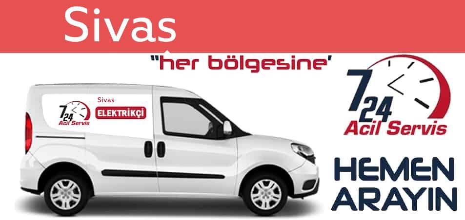 Sivas elektrikçi 7/24 acil elektrikçi hizmetleri sunmaktadır. Sivas'ta nöbetçi elektrikçi ve en yakın elektrikçi arıyorsanız arayın ustamız gelsin.